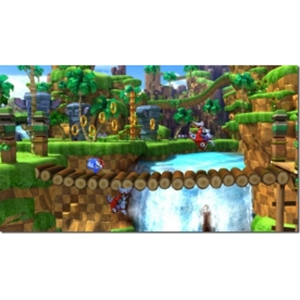 Sonic Generations Game PS3