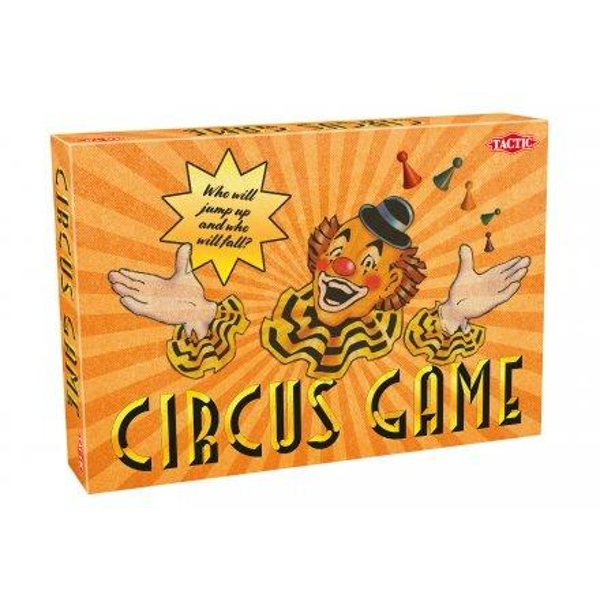 Nostalgy Game: Snakes & Ladders/Circus Game Board Game