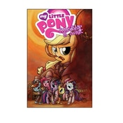 My Little Pony Friendship is Magic Volume 7 Paperback Graphic Novel