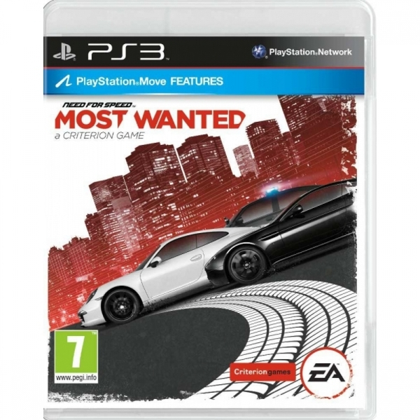(Pre-Owned) Need for Speed Most Wanted Game [2012] PS3