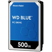 Western Digital Blue 500GB 2.5 inch Serial ATA III HDD