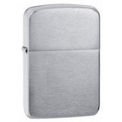 Zippo 1941 Replica Brushed Chrome Windproof Lighter