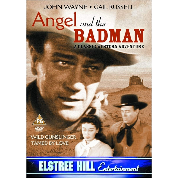 Angel And The Badman DVD