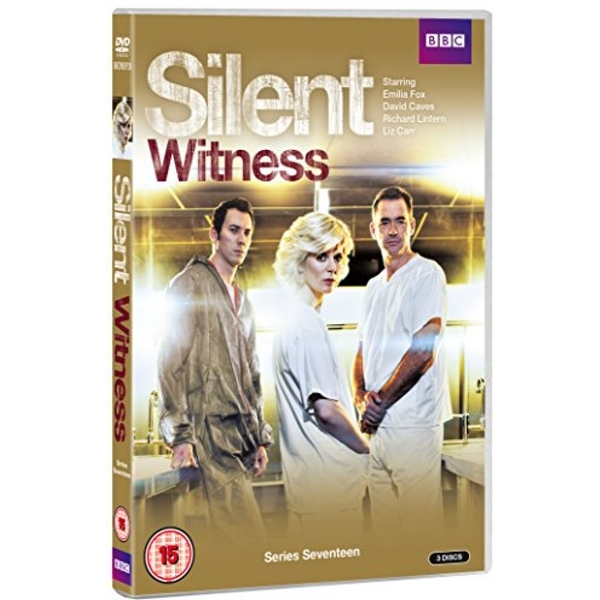 Silent Witness - Series 17 DVD