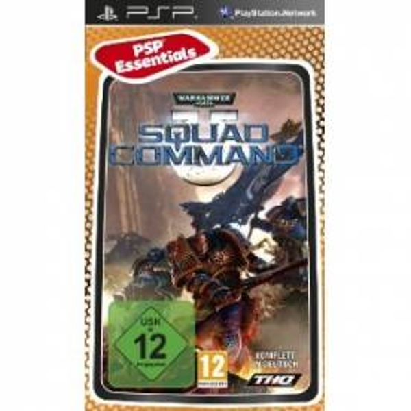 Warhammer 40000 Squad Command (Essentials) Game PSP