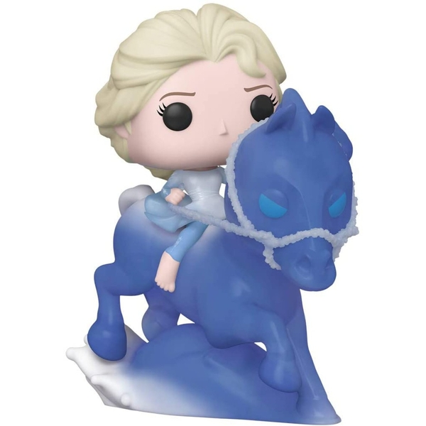 Elsa Riding Nokk Frozen 2 Funko Pop Rides Figure #74