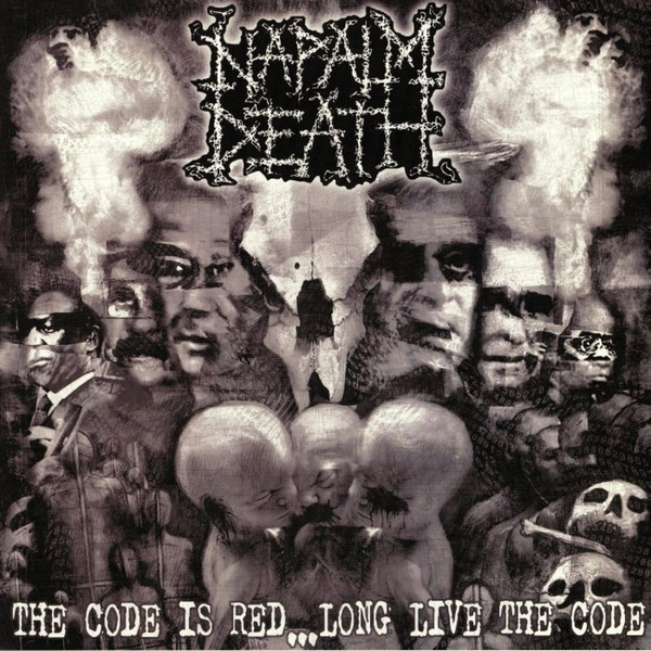 Napalm Death - The Code Is Red... Long Live the Code Vinyl