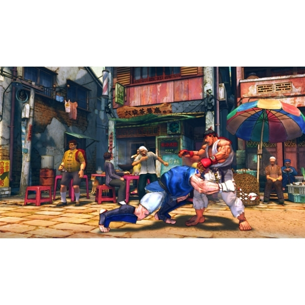 Street Fighter IV 4 Game Xbox 360 - Image 2