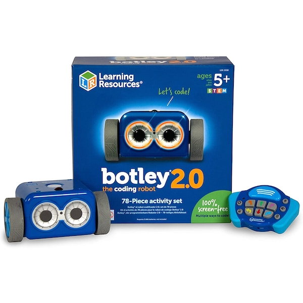 Learning Resources The Coding Robot Activity Set