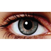 Satin Grey 3 Month Coloured Contact Lenses (MesmerEyez Blendz)