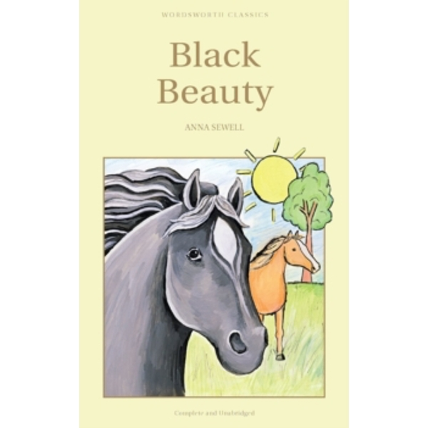 Black Beauty by Anna Sewell (Paperback, 1993)