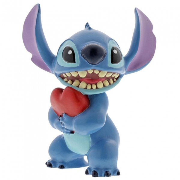 Stitch Heart (Lilo & Stitch) Figurine
