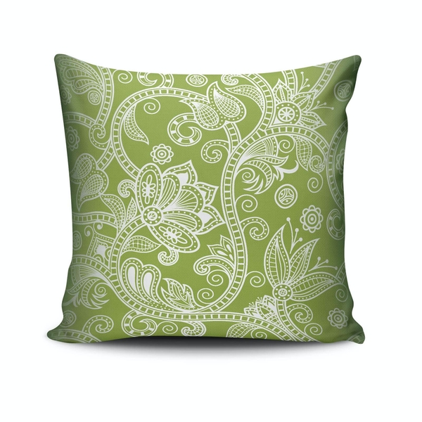 NKLF-195 Multicolor Cushion Cover