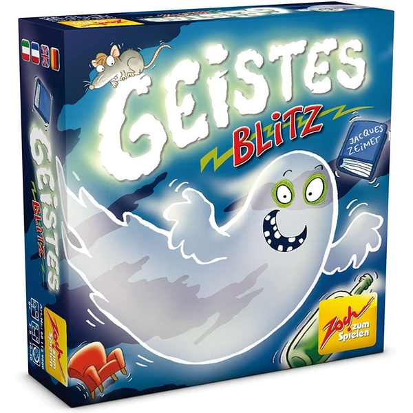 Ghost Blitz Game
