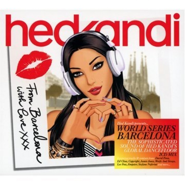 Various Artists - Hed Kandi - World Series Barcelona CD