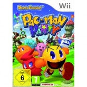 Ex-Display Pac Man Party Game Wii Used - Like New