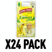 Lemon (Pack Of 24) Little Trees Bottle Air Freshener