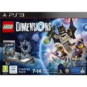 Lego Dimensions PS3 Starter Pack