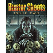 SLA Industries RPG: Hunter Sheets Issue Two Expansion