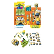 Minions 15 Piece Multi-Activities Stationery Set