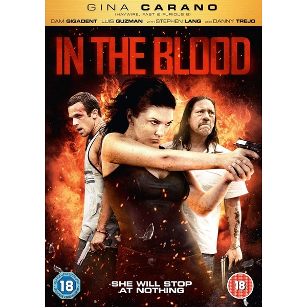 In the Blood (2014) DVD