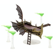 Dungeons & Dragons Icons of the Realms: Eberron: Rising From the Last War Premium Set - Skycoach