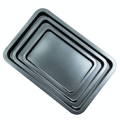 Non-Stick Baking Trays - Set of 3 | M&W