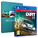 Dirt Rally 2.0 Day One Edition PS4 Game + Steelbook