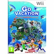 Go Vacation Game Wii