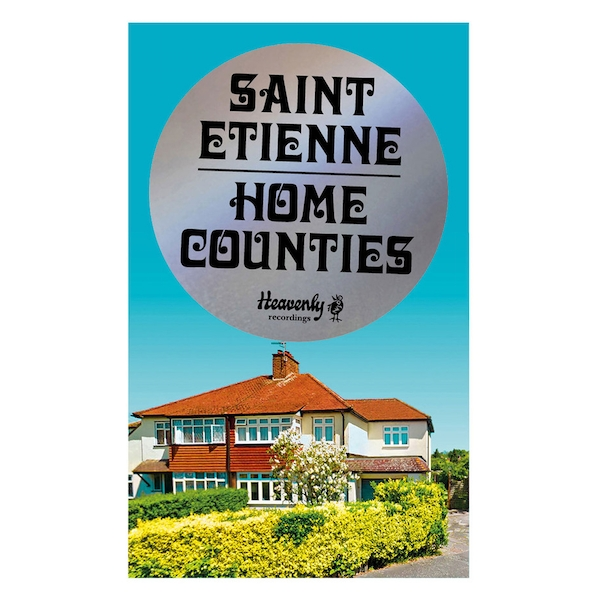 Saint Etienne ‎- Home Counties Cassette