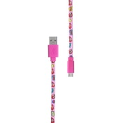 Pop Power Kissing Lips Micro USB Cable