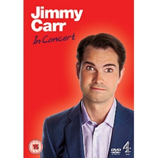 Jimmy Carr - In Concert DVD