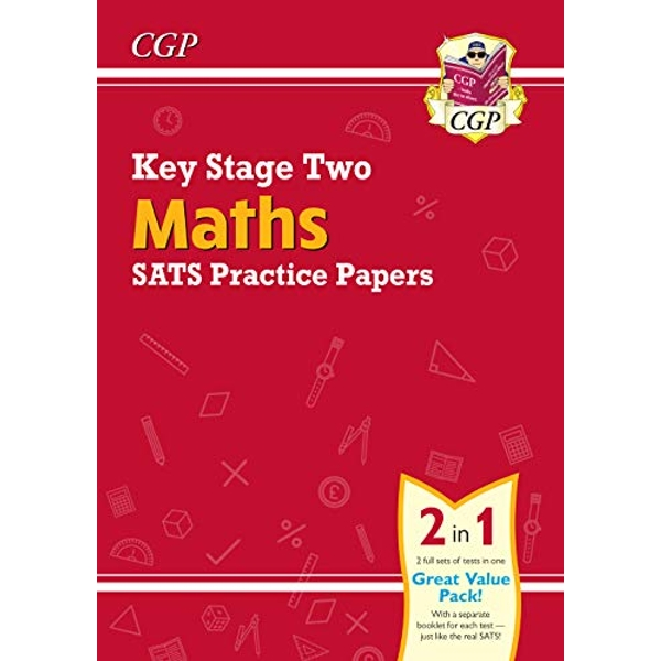 New KS2 Maths SATS Practice Papers (for the tests in 2021)  Paperback / softback 2018