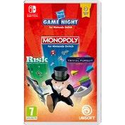 Hasbro Game Night Nintendo Switch Game