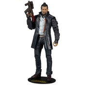 Takemura (Cyberpunk 2077) Action Figure