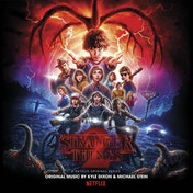 Stranger Things 2 (A Netflix Original Series) Limited Edition Vinyl