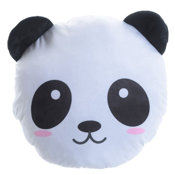 Plush Panda Cushion