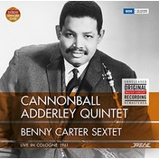 Cannonball Adderley - Live in Cologne 1961 Vinyl