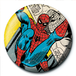 Marvel Retro - Spider-Man Comic Badge - Image 2