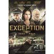 The Exception DVD