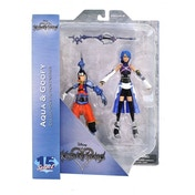 Aqua And Birth By Sleep Goofy (Kingdom Hearts) Action Figure
