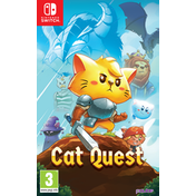 Cat Quest Nintendo Switch Game