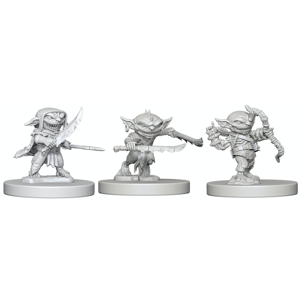 Pathfinder Deep Cuts Unpainted Miniatures (W1) Goblins