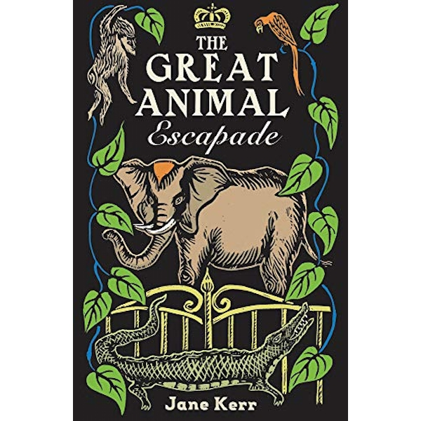 The Great Animal Escapade  Paperback / softback 2019