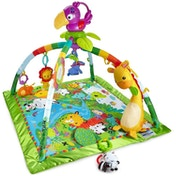 Fisher Price Deluxe Mobile Baby Playmat