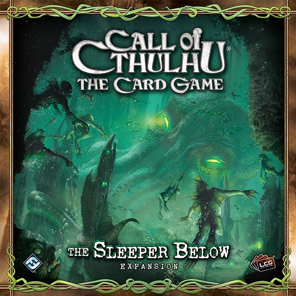 Call of Cthulhu The Sleeper Below Expansion
