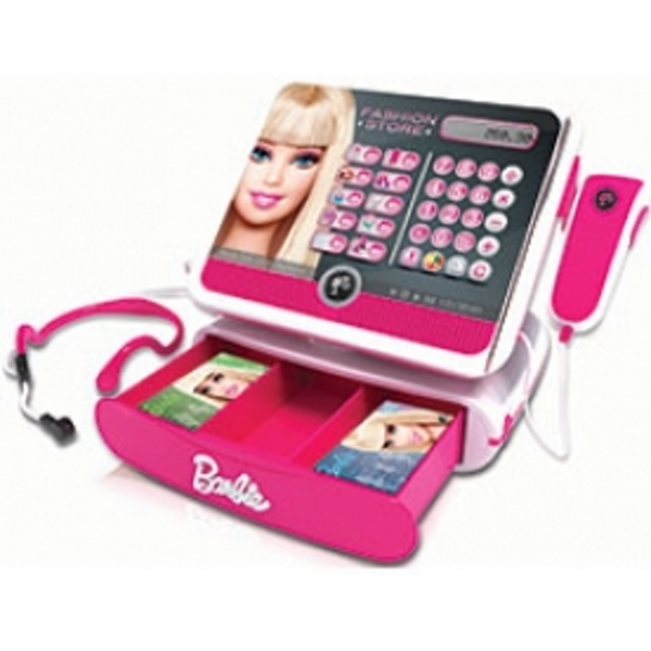 Barbie Fashion Store Cash Register