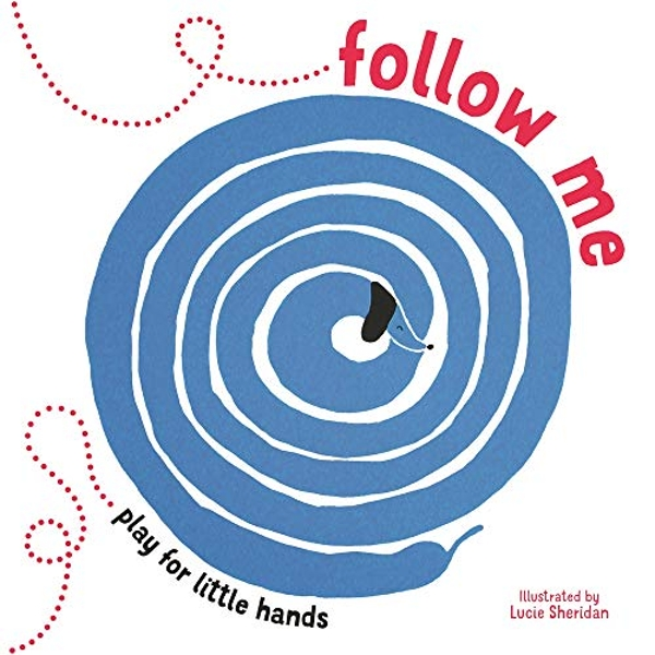 Follow Me Play for Little Hands Board book 2018