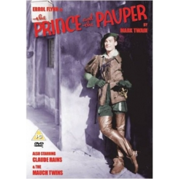 The Prince And The Pauper DVD