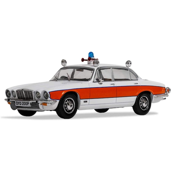 Avon & Somerset Constabulary Jaguar XJ6 Series 2 Corgi 1:43 Model Car